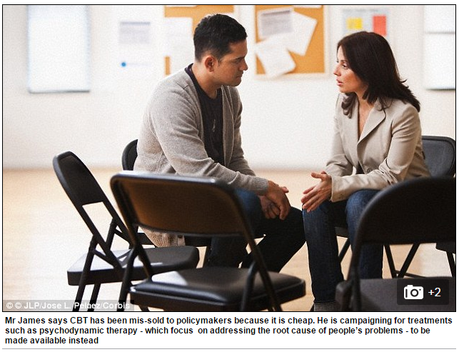 "Picture from the Mail Article. Does CBT stand for ""Chairs Brought Together""?"